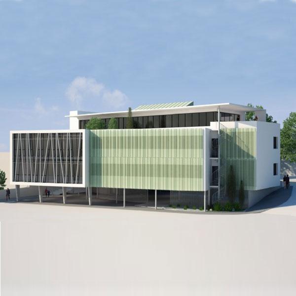 Maison de santé de Luc la Primaube